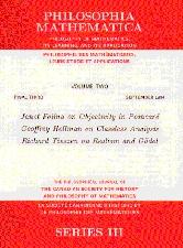 Philosophyia Mathematica